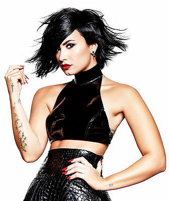 A3 SIZE - DEMI LOVATO 2  American Singer, MODEL   GIFT / WALL DECOR ART POSTER • 4.49£