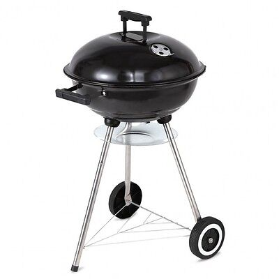 £43.95 • Buy Charcoal BBQ Grill Kettle Barbeque Catering Cooking Garden Patio Outdoor Cover