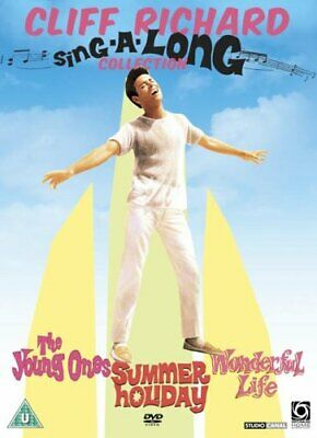 Cliff Richard: Sing-Along Collection (3 Films) (DVD) • 11.99£