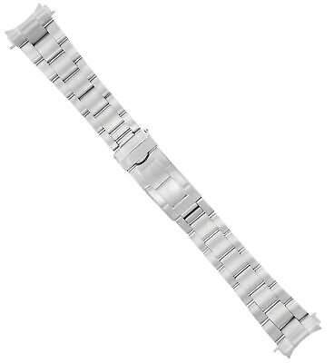 $ CDN53.56 • Buy Oyster Watch Band Bracelet New Style For Rolex Submariner Stainless Steel Heavy