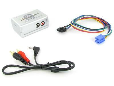 Connects2 CTVPGX010 Aux Input MP3 IPod IPhone Android Peugeot 307 02-05 • 32.99£