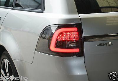 AU339.15 • Buy LED TAIL LIGHTS For Holden Commodore Wagon VE VF & HSV E And Gen-F Series 1 & 2