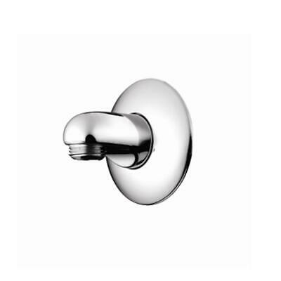 £18.75 • Buy Trevi 1/2  BSP Wall Outlet Assembly - Chrome - E4705AA Ideal Standard