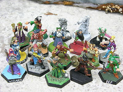 £30 • Buy Talisman  Main Game  Character Figures, Painted, Multi-listing