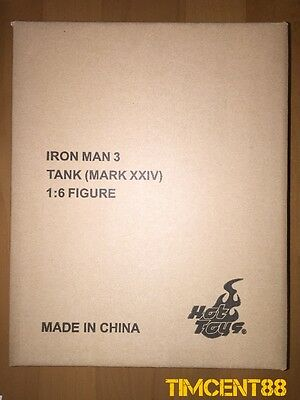 $ CDN366.39 • Buy Ready! Hot Toys MMS303 Iron Man 3 Exclusive Toy Fair Mark 24 XXIV 1/6 Tank