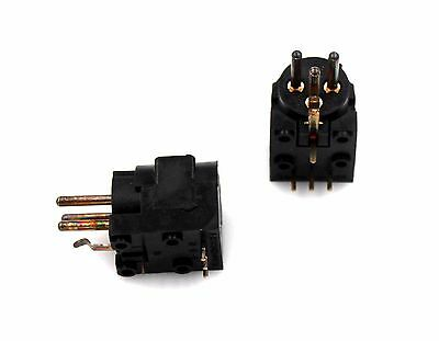 $9.21 • Buy Switchcraft  3 Pin PCB Power Connector RAPC3MG - Lot Of 3 ( 28J008 )