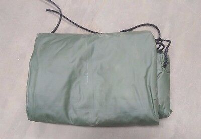 $800 • Buy 5 Ton M939 14' ISO BED CAB COVER 88036A7100 Green Vinyl Military Truck Parts