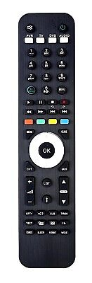 Replacement Remote Control For Humax RM-F04 HD-FOX T2 & HDR-FOX T2 Receivers • 6.95£