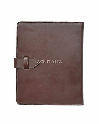 $35.41 • Buy IPAD 2 3 & 4 Brown Soft Lambskin Luxury Real Genuine Leather Cover Case Stand