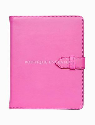 $35.41 • Buy IPAD 2 3 & 4 Pink Soft Lambskin Luxury Real Genuine Leather Cover Case Stand