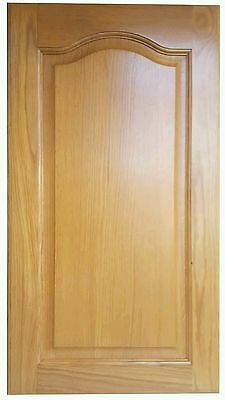 Kitchen Doors Replacement Unit Cabinet Cupboard Front Solid Wood Cathedral NEW • 21.99£