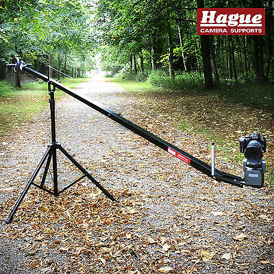 Hague Camera Crane Kit With Stand & Remote Motorized Pan & Tilt Power Head (K10) • 553.20£