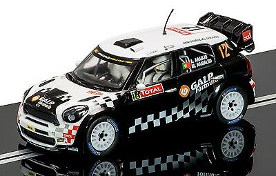 C3385 Scalextric Mini Countryman WRC Brand New Boxed • 39£