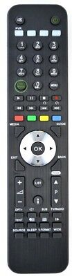 Replacement Remote Control For Humax FOXSAT-HDR 500, HD-FOX T2, HDFOX T2 • 6.95£