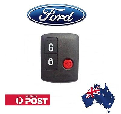 AU10.95 • Buy Ford Remote BA/BF Falcon Territory SX/SY/Ute/Wagon 02-10 Remote Control 3 Button