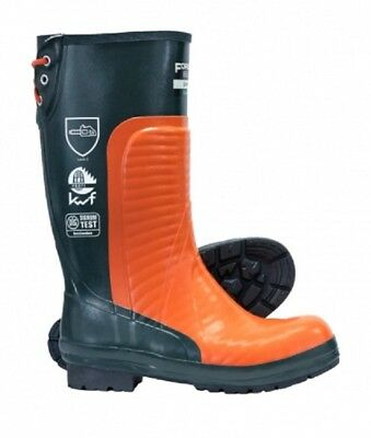 Skellerup Euro Forester Chainsaw Safety Boots Class 3 EN20345 EN17249 28m/s 6-13 • 59.99£