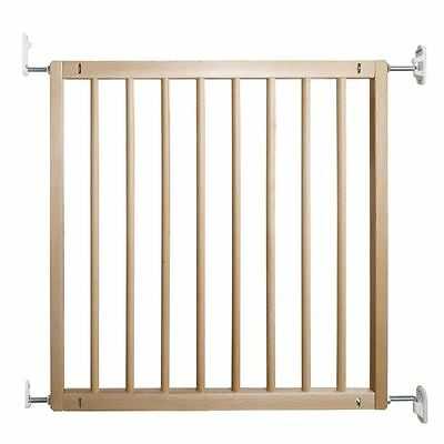 BabyDan No Trip Wooden Safety Baby Stair Gate Wall Mounted Stair Gate 72-78.5cm • 36.40£