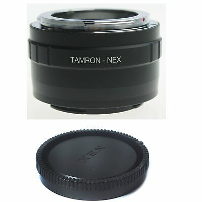 $ CDN16 • Buy Tamron Adaptall 2 AD2 Lens To Sony NEX E Mount Adapter A7 A7R A6000 A5000 +CAP