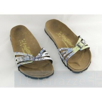 new products 89f8f a1bb5 ciabatte tipo birkenstock