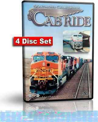 £49.65 • Buy Southern California Cab Ride - Railway Productions Train DVD Video