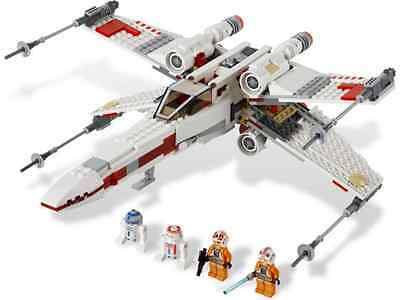 £123.10 • Buy LEGO 9493 - STAR WARS - X-wing Starfighter - 2012 - Complete W/ Box
