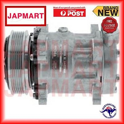 AU634.20 • Buy For Sd7h15 12v 6p 119mm V/pad Ac Compressor Sanden Cm7986