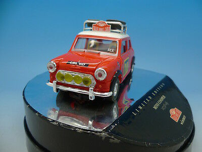SCX Vintage Mini Cooper 1275s Rally Limited Edition, Mint Boxed • 65£