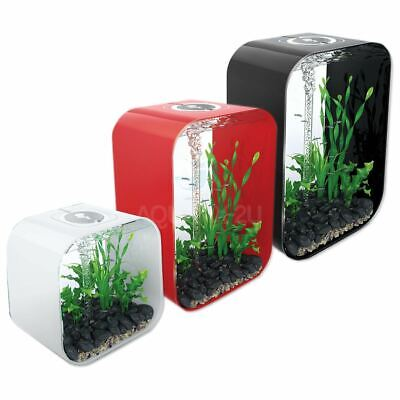 Biorb Life Aquarium All In One Fish Tank With Filter Unit Led Lighting Air Pump • 134.99£