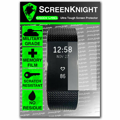 $ CDN6.85 • Buy Screen Protector - For Fitbit Charge 2/ii - PACK OF 3 - Screenknight
