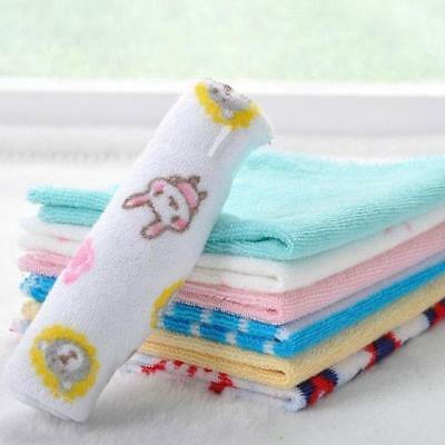 AU5.85 • Buy New 8 Pcs Baby Bulk Pack Cotton Wash Cloth Washers Face Hand Towels Wipe Gift FW