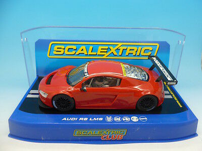 £350 • Buy Scalextric Audi R8 Pre Production Car In Deep Red