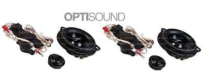 Vibe Optisound Component Front Door Speaker Upgrade To Fit BMW 1 Series F20 F21  • 149.99£