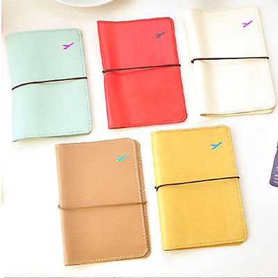 AU4.49 • Buy Passport Cover Holder Wallet Case Organizer Plastic Protector Travel Accessories