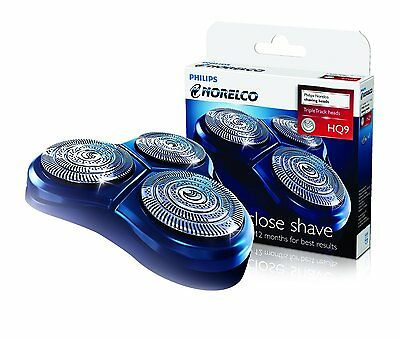 $ CDN63.24 • Buy Genuine Philips Norelco HQ9 Replacement Heads Speed XL Blades Refiles For Shaver