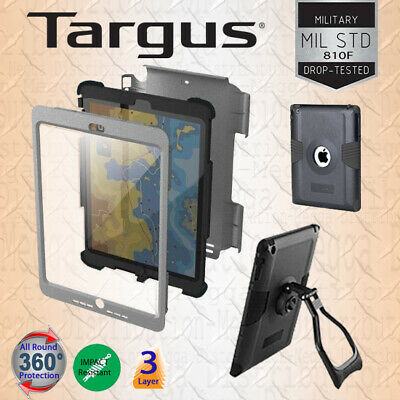 £2.95 • Buy Targus All Round 360° Protection Military Duty Case Cover *for Apple IPad 2/3/4*