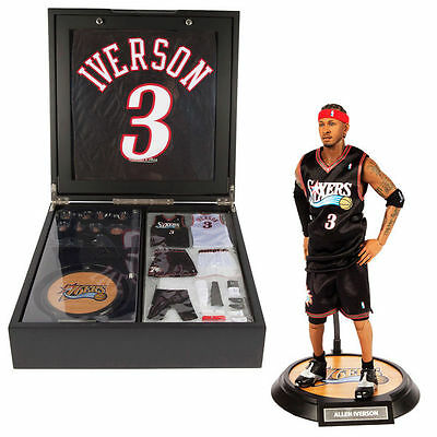 $3999.99 • Buy BRAND NEW - MITCHELL & NESS X ENTERBAY - ALLEN IVERSON - HOF COLLECTOR'S BOX