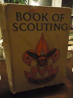 $ CDN37.58 • Buy Golden Anniversary - Book Of Scouting - 1959- 1st. Norman Rockwell  Color Art-