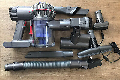 £159.90 • Buy Dyson DC58 Animal Digital Slim Rechargeable Cordless Vacuum Cleaner Iron/Silver