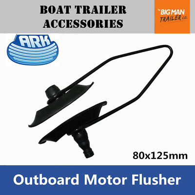 AU21.42 • Buy Ark Trailer Accessories Large Outboard Motor Flusher 80x125mm Rectangle UB