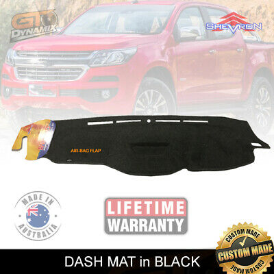 AU69.95 • Buy DASH MAT HOLDEN COLORADO RG MY17 LS LT LTZ Z71 Aug/2016-20 (NO-HUD) Black DM1443