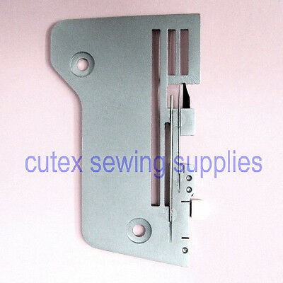 $48.50 • Buy Juki Bernina Serger Throat (Needle) Plate #A1115-334-0B0A Genuine Juki Part