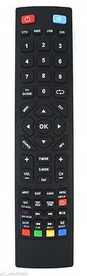 £6.80 • Buy Replacement Remote Control For Alba 22/207DVD / 24-207DVD HD LED TV