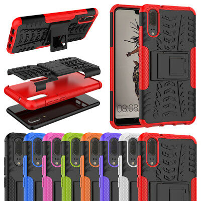 Huawei Heavy Duty Tough Shockproof With Stand Hard Case Cover For Mobile Phones • 4.45£