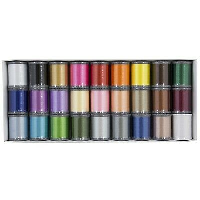 £136.52 • Buy Janome Polyester Embroidery Thread Assortment Set #1
