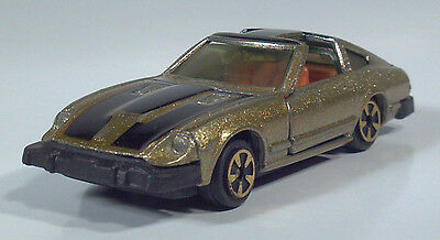 $12.99 • Buy Vintage 1981 Kidco Nissan Datsun 3  Fairlady Z T-Top 280ZX 1979 1980 Gold Rims