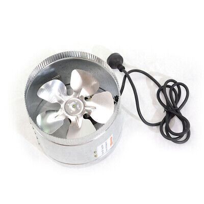 AU59.95 • Buy Inline Duct Booster Exhaust Fan - 4  6  8  10  | Intake Out-Take Ventilation