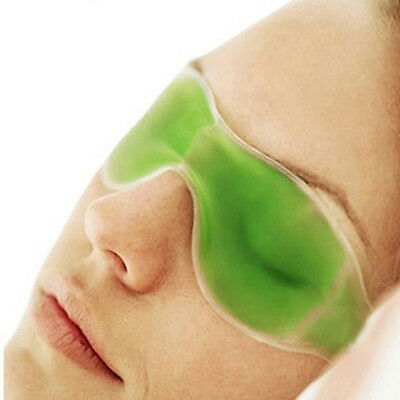 AU4.90 • Buy Gel Eye Relaxing Mask Shade Cover Soothing Headache Puffiness Stress Relief