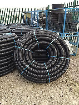 £144 • Buy Land Drainage Coil 4  100 Mtrs