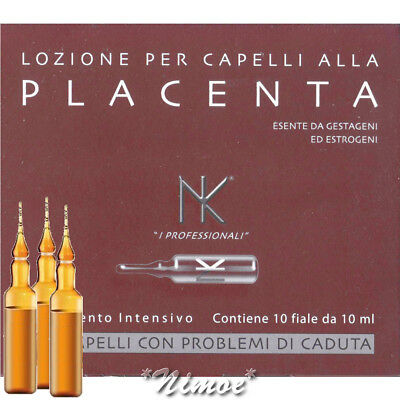 £21.30 • Buy Placental Extract Hair Lotion Nicky Chini ® Lozione Capelli Placenta Anti-Caduta