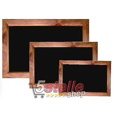 2019 New Style Lavagna Nera Notes In Legno Decoro Cuore 30*1*40 Cm Ilc-713200 Other Home Furniture